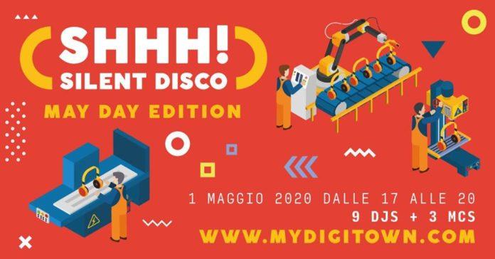 Silent Disco Primo Maggio