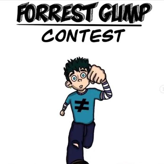 Forrest Gump Contest di True Skill