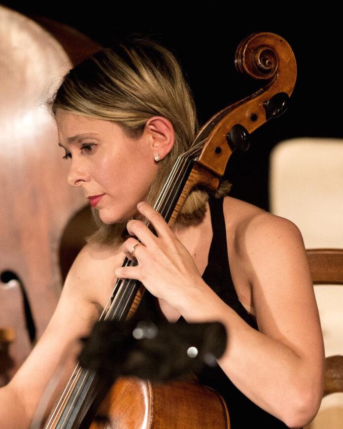 Alessandra Montani per Antichi Organi