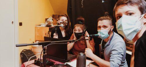 Lo staff di Radio Cult