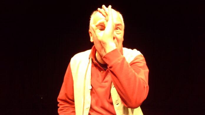 Calvino allocchio - TeatroRadioLab