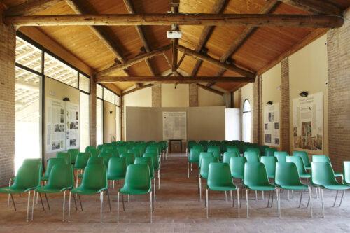 La Faggiola - La Sala Conferenze