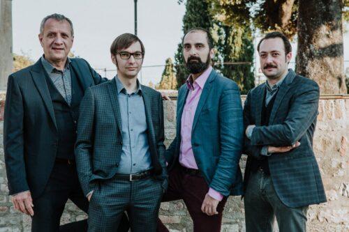 The Link Quartet-Una band famosa in tutto il mondo