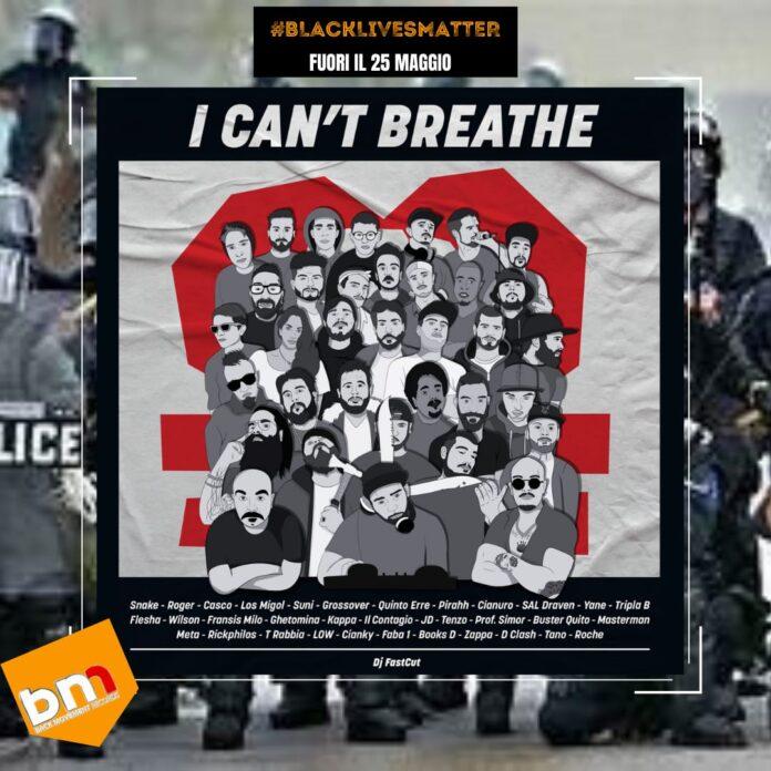 I can't breath - Geroge Floyd