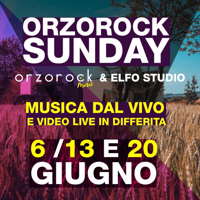Orzorock Sunday