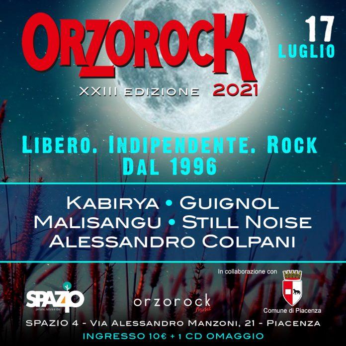 Torna Orzorock Festival | La musica indipendente riparte