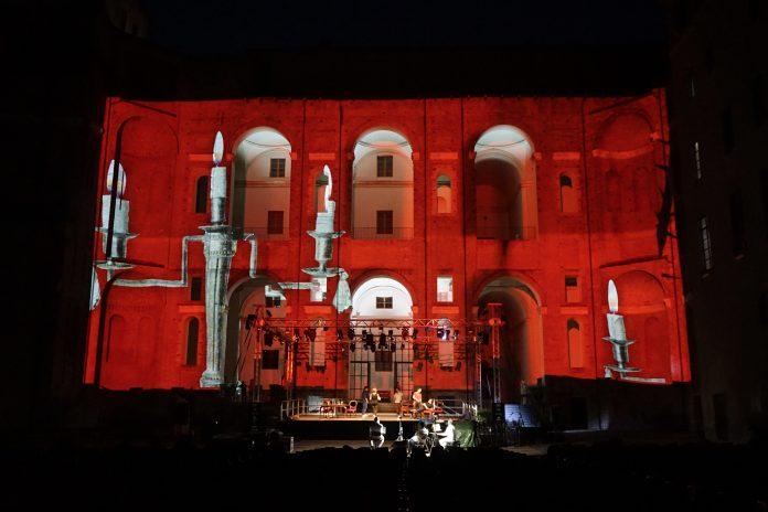 Arriva La Tosca | Doppia Serata di Concerti a Palazzo Farnese