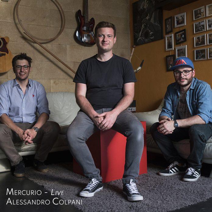 Ecco Mercurio | Nuovo Album per Ale Colpani