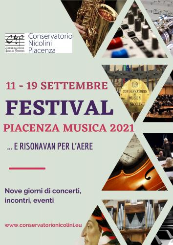 Festival Piacenza Musica   9 giorni di concerti