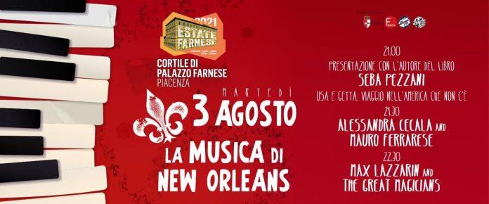 La Nuova Musica di New Orleans | Cooperativa Sociale Fedro