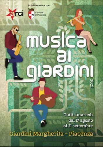 Torna Musica ai Giardini   Roberto Cecchetto + Giuseppe Millici + Luca Garlaschelli