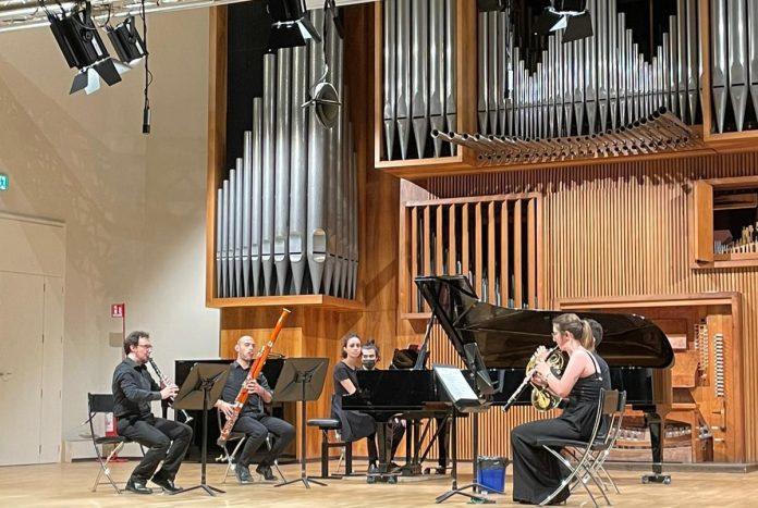Gli studenti del Nicolini si presentano alla città | 1 settimana di concerti in Via Santa Franca