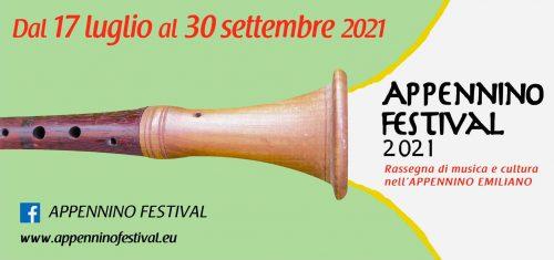 Appennino Festival   Doppio appuntamento il 30 Settembre e il 2 Ottobre