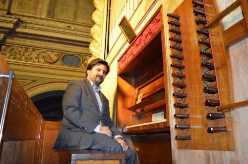 Vebber + Tiberia + Bottini | Antichi Organi